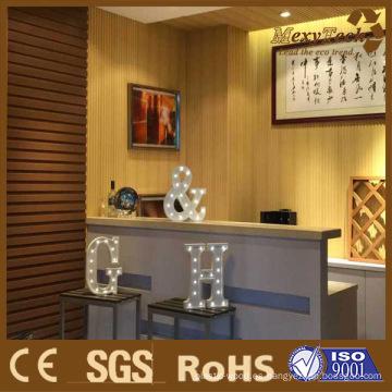 Foshan Interior Decoration Panel de pared de PVC compuesto
