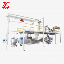 High Quality Spray Paint System Powder Coating Production Line for Manufacture Wooden Furniture and Chair
