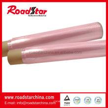 Rollos de prismática película de PVC para el reflector