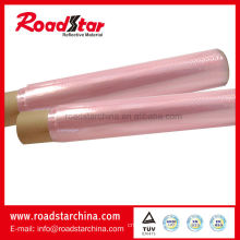 Rolls prismatic PVC film for reflector