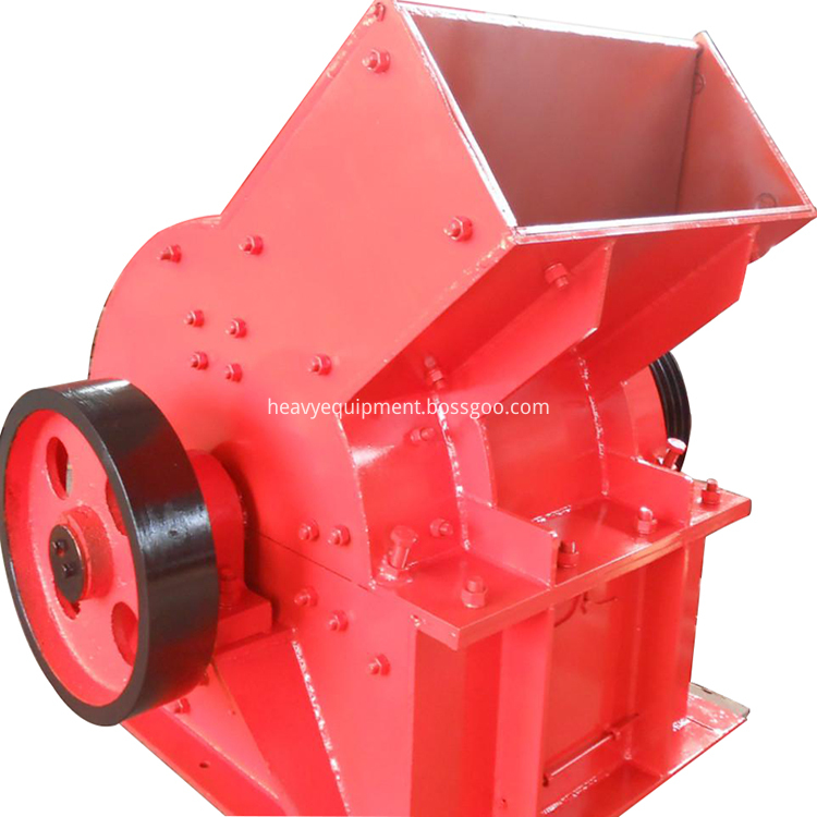 Mobile Hammer Crusher
