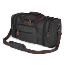 Bolso grande del equipaje del viaje de la lona de la capacidad para los hombres