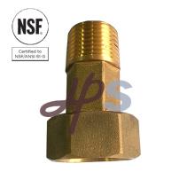 Padrão material de bronze livre de chumbo forjado da cauda NSF-61 do medidor de água