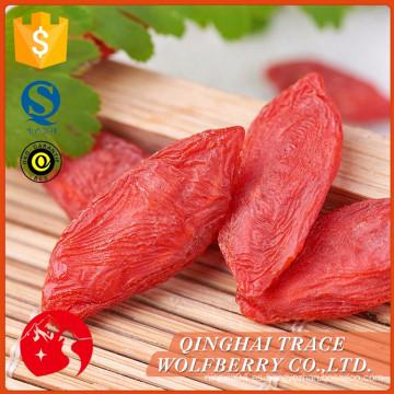 Buena calidad venden bien seca orgánica goji baya