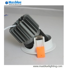CRI90 + COB Triac / 0-10V / Dali Regulable LED Downlight