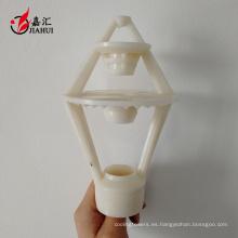 Torre de enfriamiento del ABS del PVC que gira la cabeza de regadera para la torre de enfriamiento