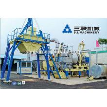 mobile asphalt plant 30t/h