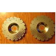 afilador de cuchillas de sierra circular de corte de cerámica