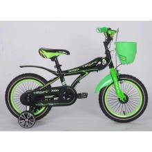 Nieve blanca pegatinas bicicleta para niños / colorido bicicleta para niñas / niños Beautifulprice bicicleta para 3 5 años viejo