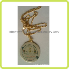 Offset Printed Pendant & Necklace Hz 1001 P009