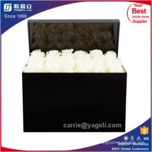Fábrica Fabricante Decoração de luxo Acrílico Rose Box