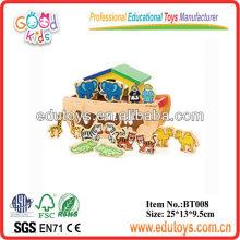 Бамбуковые игрушки для детей - Ноев ковчег