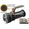 wholesale 3.7v rechargeable flat led flashlight