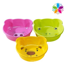 Creative Cartoon Design Plastic Wash Basin (SLP042)
