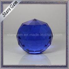 Boule de verre de décoration de Noël de haute qualité