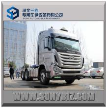 410HP Hyundai Trailer Truck 6X4 Tractor Head Truck