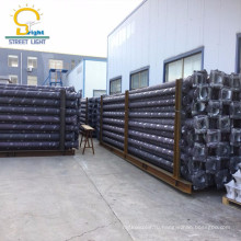 Производитель alibaba Китай горячая Продажа 2м до 30м Солнечная энергия уличный фонарный столб