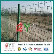 Alta Qualidade De Plástico Revestido Holland / Dutch Wire Mesh / Euro Cerca
