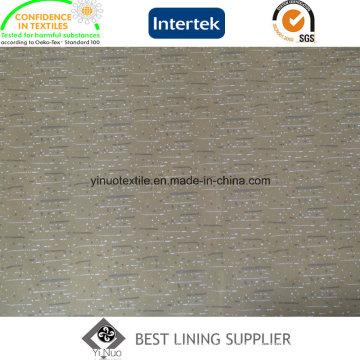 Fabricante da tela do forro do revestimento da cópia do papel da sarja da forma 260t