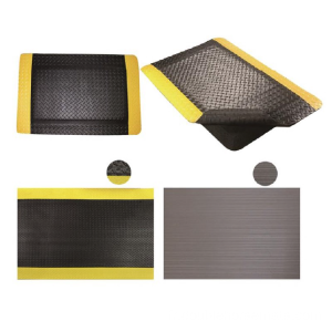 Tapis anti-fatigue industriel durable