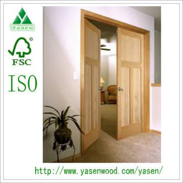 Composite Timber Panel Interior Wood Door