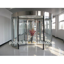 three-wing revolving doors