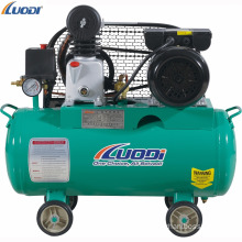 AC power high quality luodi piston belt driven air compressor