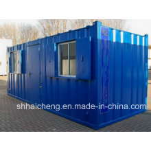 20ft Site Office Container (shs-fp-office057)