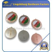Longe disponible Médaille d'événement sportive personnalisée