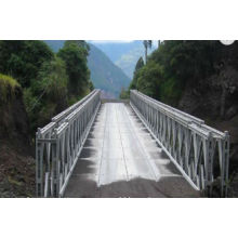 High reputation for Prefabricated Steel Pedestrian Bridge galvanized pedestrian bridge steel export to Netherlands Antilles Factories