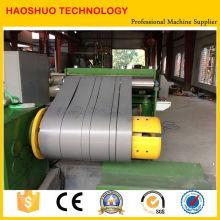 Linha de corte de aço silício para empilhamento de laminação de transformador
