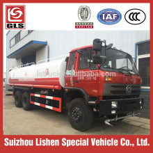 JAC stainless steel 25000 liters water tank truck