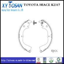 Sapata de freio para Toyota Hiace K2317