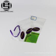 Transparent clear bopp plastic flower bags