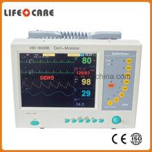 2016 Latest Portable Ambulance Emergency Monophasic Defibrillator