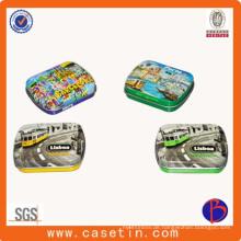 Kleine Minz-Zinn, Massen-Minze-Dosen, kundenspezifische Minze-Dosen