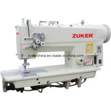 Zuker Direct Drive 2 aguja doble punto de cadeneta máquina de coser Industrial (ZK842D)