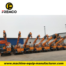 6-16t Homemade Chassis for Construction Crane Truck