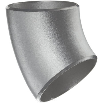 Bw 45 Elbow Ss Fittings Pipe