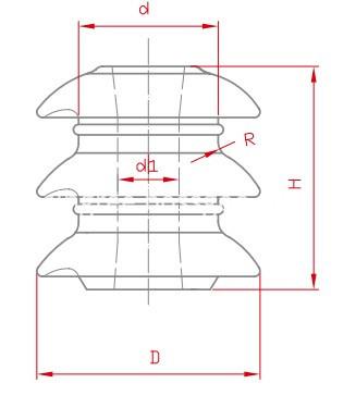 ED-2C shackle insulator