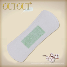 China manufacturer super soft cotton panty liners for women