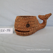Sea Grass Shark Basket