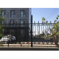 New house baluster design terrace wrought iron fence