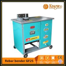 GF20 25 28 hoop bending machine for reinforcing bar
