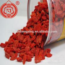 Bayas secadas al aire de Goji Frutos secos de la fruta Goji Berry Gouqi