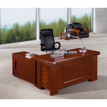 hot sale wooden cheap office table with extension