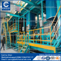 China automatic small waterproofing machinery for bitumen plants