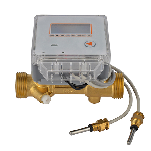 Household Ultrasonic Heat Meters with RS485 or M-BUS
