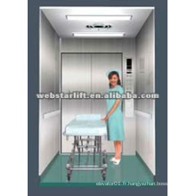 Ascenseur d'hôpital