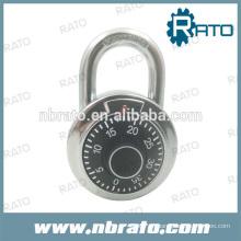 Cerradura de la cerradura del gimnasio de la aleación de aluminio